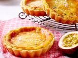 Passionsfrucht-Ingwer-Tartelettes Rezept