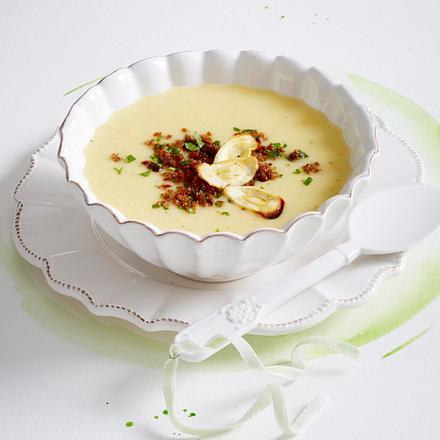 Pastinaken-Suppe Rezept