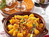 Patatas à la riojana (Kartoffeln nach Rioja-Art) Rezept