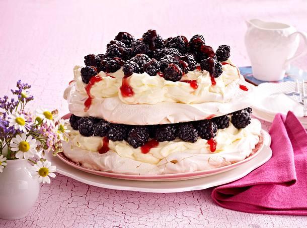 Pavlova-Torte Rezept