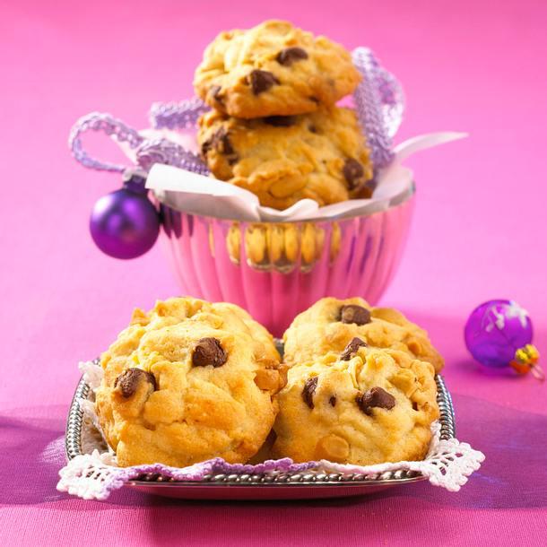 Peanut Cookies Rezept
