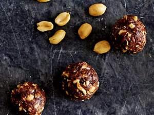 Peanut-Schoko-Balls Rezept