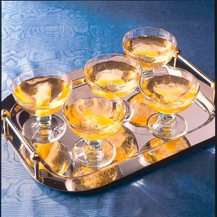 Pepino-Peach-Drink Rezept