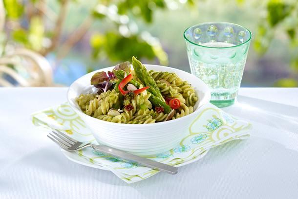 Pesto-Nudeln Rezept