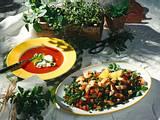 Petersiliensalat mit Croûtons Rezept