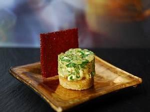 Petersiliensalat von orientalischen Aromen und roter Beete (Frank Rosin) Rezept