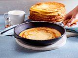 Pfannkuchen wie von Mama Rezept