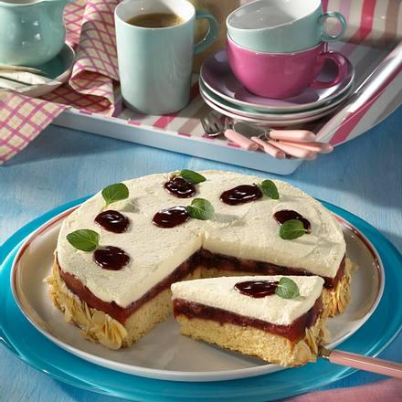 Pfaumen-Schmand-Kuchen Rezept