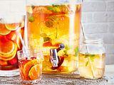 Pfirsich-Sangria Rezept