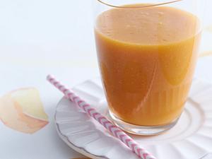 Pfirsich-Tee-Smoothie Rezept