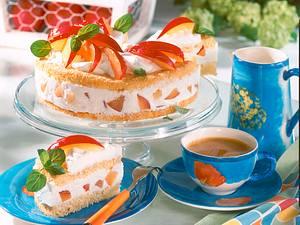 Pflaumen-Dickmilch-Torte Rezept