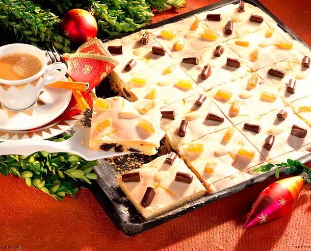 Pflaumen-Ingwer-Kuchen Rezept