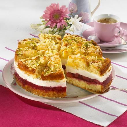 Pflaumen-Mascarpone-Torte Rezept