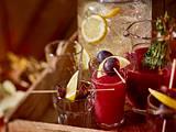 Pflaumen-Thymian-Limonade Rezept
