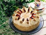 Pflaumen-Walnuss-Torte Rezept