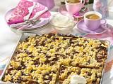 Pflaumenkuchen mit Streuseln vom Blech Rezept