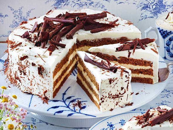 Pharisäer-Torte Rezept