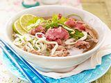 Pho Bo (Vietnamesische Nudelsuppe mit Rindlfleisch) Rezept