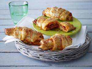 Pikante Croissants Rezept