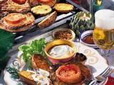 Pikante Honig-Senf-Koteletts Rezept