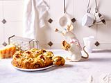 Pikanter Schmand-Öl-Kuchen (Monkey-Swirl) Rezept