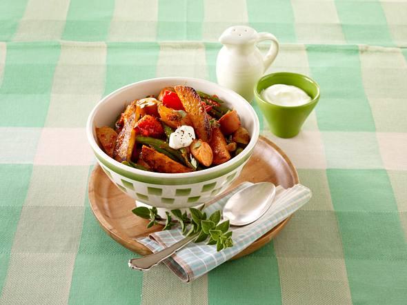 Pikantes Kartoffel-Gulasch Rezept