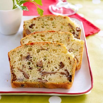 Pilz-Käse-Kuchen Rezept