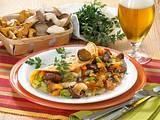 Pilz-Omelette Rezept