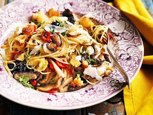 Vegetarische Sommerküche Rezepte : Schnelle vegetarische gerichte u in minuten fertig lecker