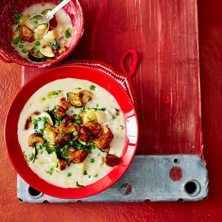 Pilz-Stew für Champions Rezept