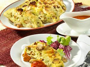 Pilze-Kartoffel-Braten Rezept