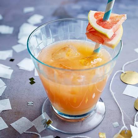 Pink-Grapefruit-Gin-Cooler Rezept