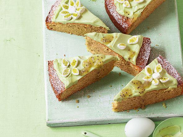 Pistazien-Avocado-Kuchen Rezept