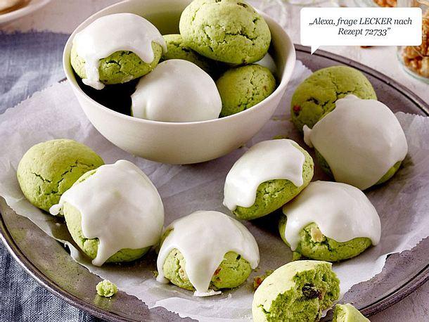 Pistazien-Cookies Rezept
