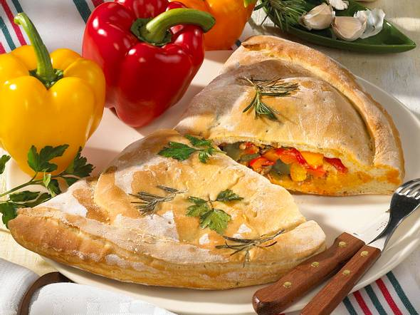 Pizza Calzone Rezept