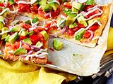 Pizza Fiesta Mexicana Rezept