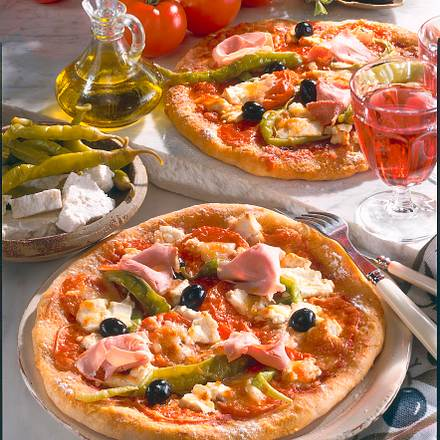 Pizza Paradiso Rezept