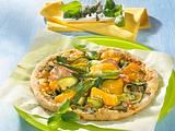 Pizza Prima Vera Rezept