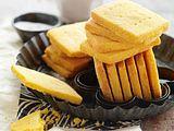 Polenta-Orangen-Biskuits Rezept
