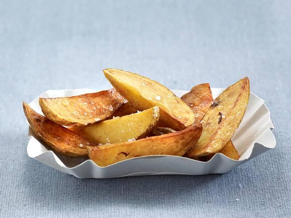 Potatowedges Rezept