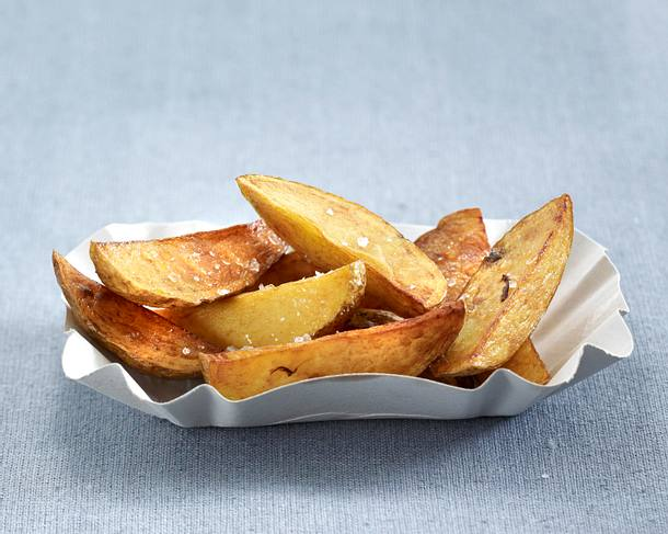 Potatowedges Rezept