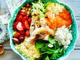 Power-Bowl mit Couscous-F8604204
