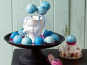 Princess Cake Pops Rezept