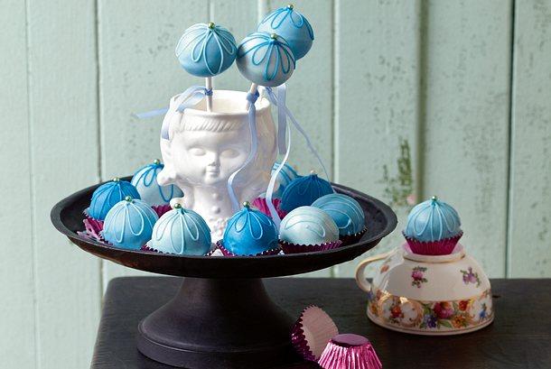 Princess Cake Pops Rezept