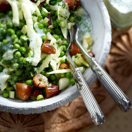Prinzessin auf der Erbse-Salat Rezept
