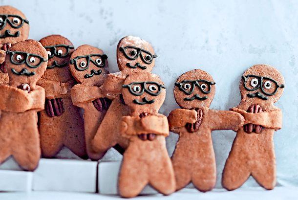 Professor Gingerhead Rezept