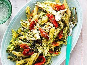 Pronto Pesto-Penne Rezept