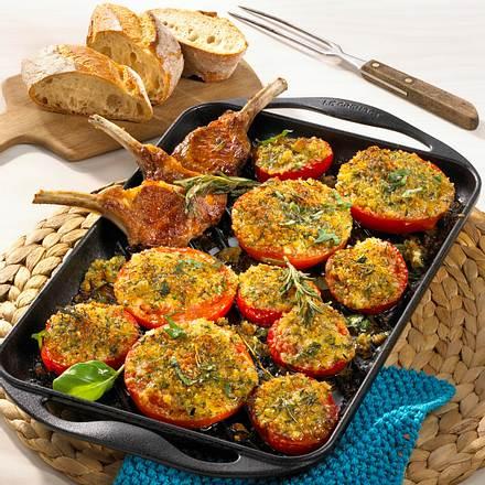 Provenzalische Ofen-Tomaten Rezept