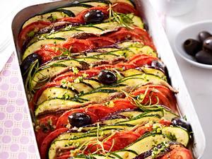 Provenzalischer Gemüseauflauf Rezept