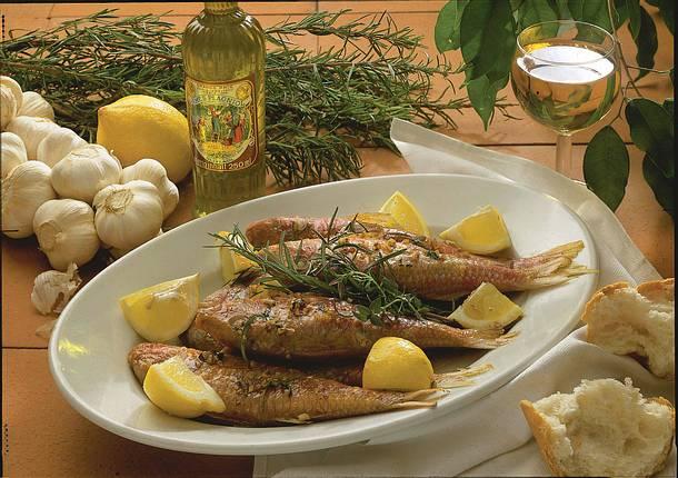 Provenzalischer Grillfisch Rezept